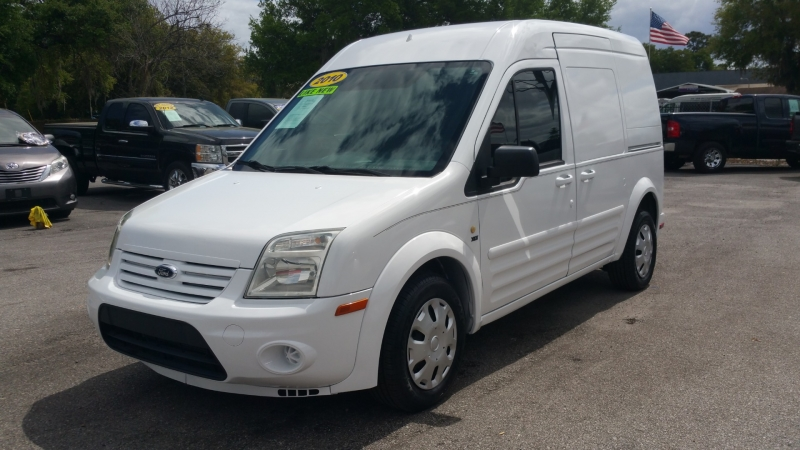 Ford Transit Connect 2010 price $7,250