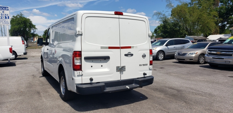 Nissan NV 2016 price $18,500