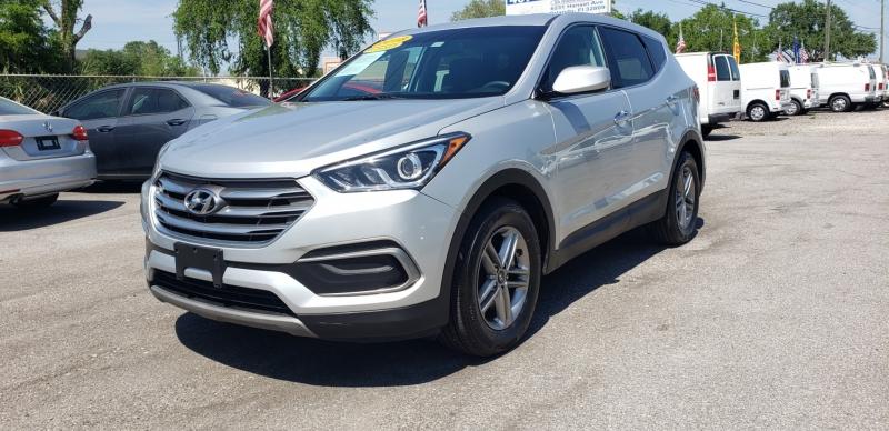 Hyundai Santa Fe Sport 2018 price $18,900