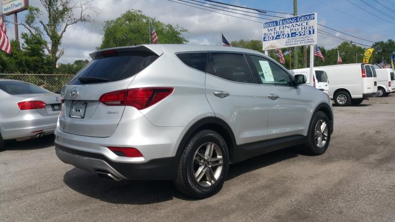 Hyundai Santa Fe Sport 2018 price $19,050