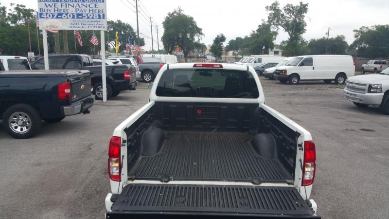 Nissan Frontier 2016 price $13,500