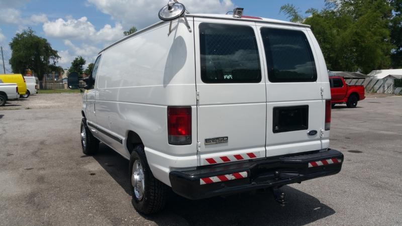 Ford Econoline Cargo Van 2008 price $8,500