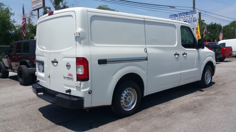 Nissan NV 2016 price $17,800