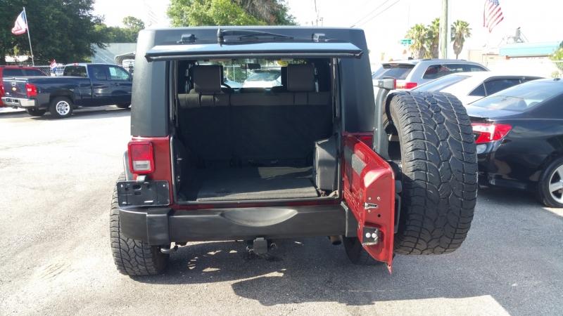 Jeep Wrangler Unlimited 2009 price $19,500