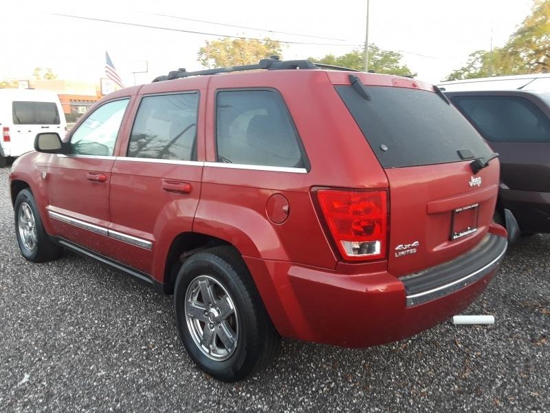 Jeep Grand Cherokee 2006 price $4,550