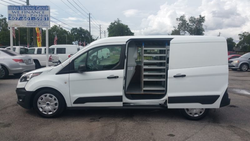 Ford Transit Connect 2016 price $13,500