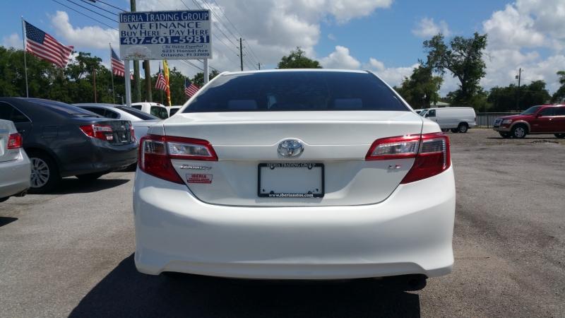 Toyota Camry 2013 price $12,500