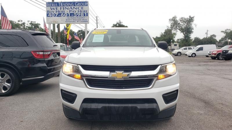Chevrolet Colorado 2016 price $17,500