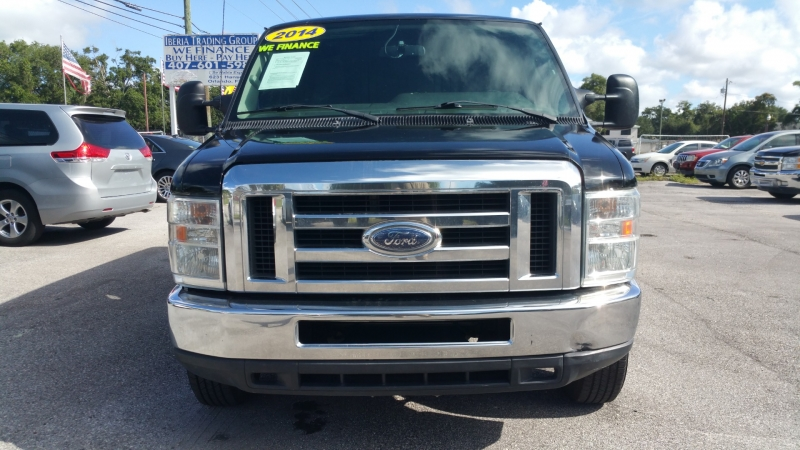 Ford Econoline Cargo Van 2014 price $15,850
