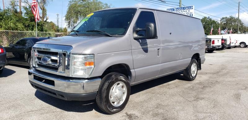 Ford Econoline Cargo Van 2014 price $14,000