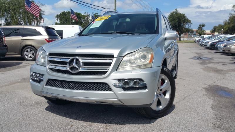 Mercedes-Benz GL-Class 2010 price $12,500