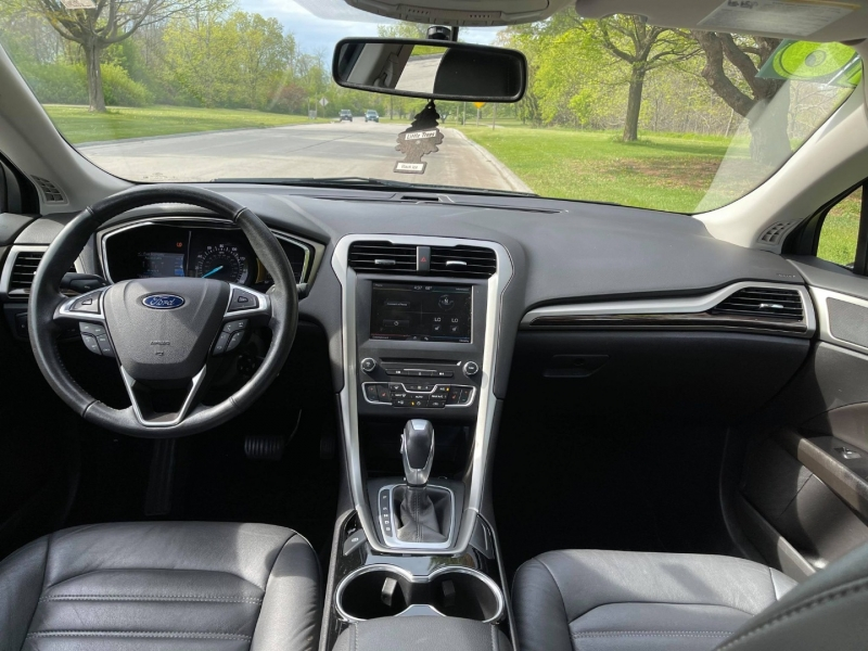 Ford Fusion 2016 price $11,985