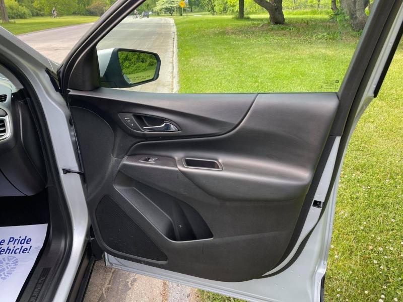 Chevrolet Equinox 2018 price $15,995