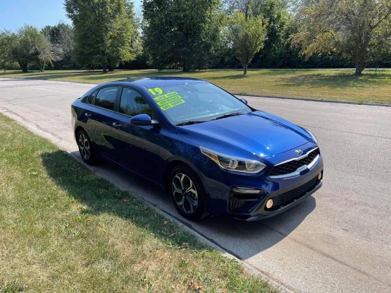 Kia Forte 2019 price $12,995