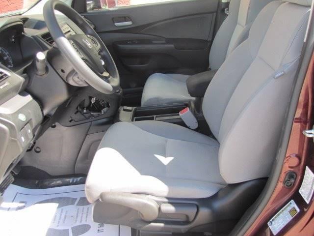 Honda CR-V 2015 price $12,595