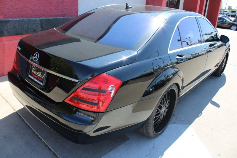 Mercedes-Benz S-Class 2007 price $11,995