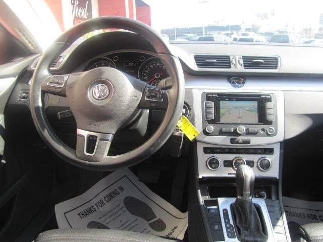 Volkswagen CC 2015 price $12,595