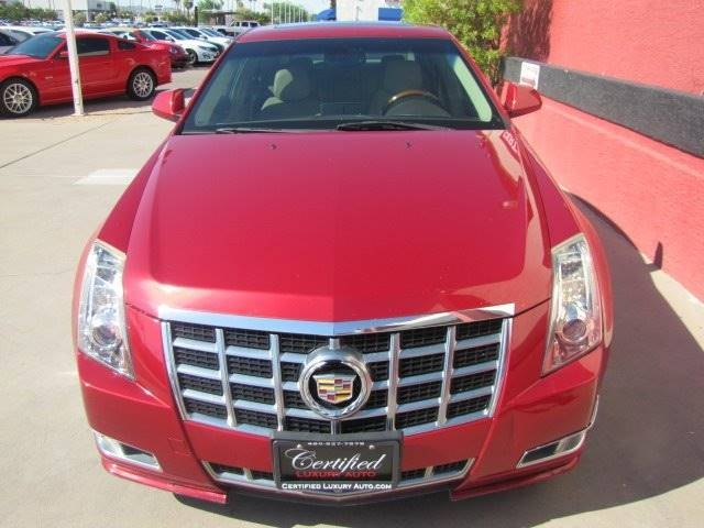 Cadillac CTS 2013 price $16,995