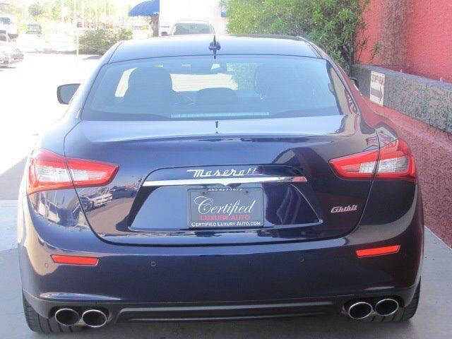 Maserati Ghibli 2016 price $31,495