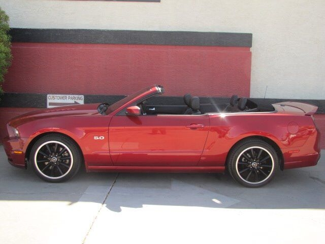 Ford Mustang 2013 price $20,795