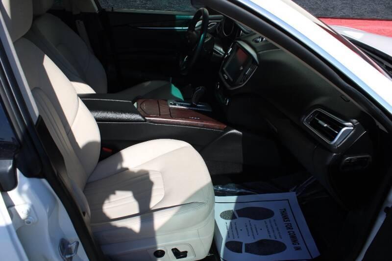 Maserati Ghibli 2015 price $27,795