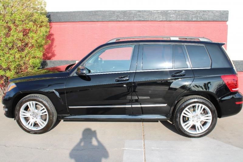 Mercedes-Benz GLK 2015 price $21,495
