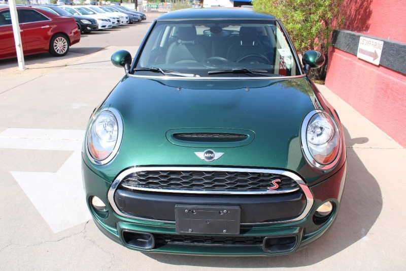 MINI Hardtop 2 Door 2017 price $21,495