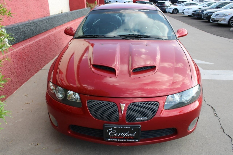 Pontiac GTO 2006 price $19,888