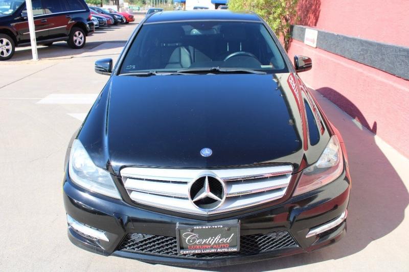 Mercedes-Benz C-Class 2012 price $13,495