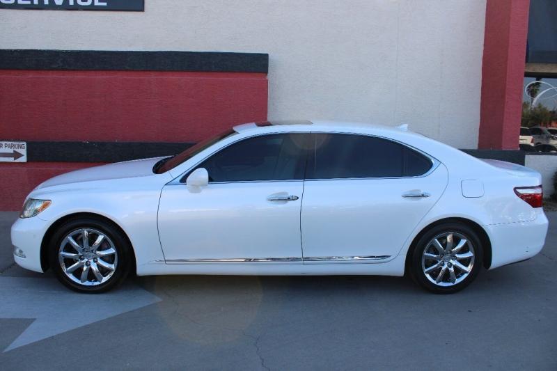Lexus LS 460 2007 price $14,500