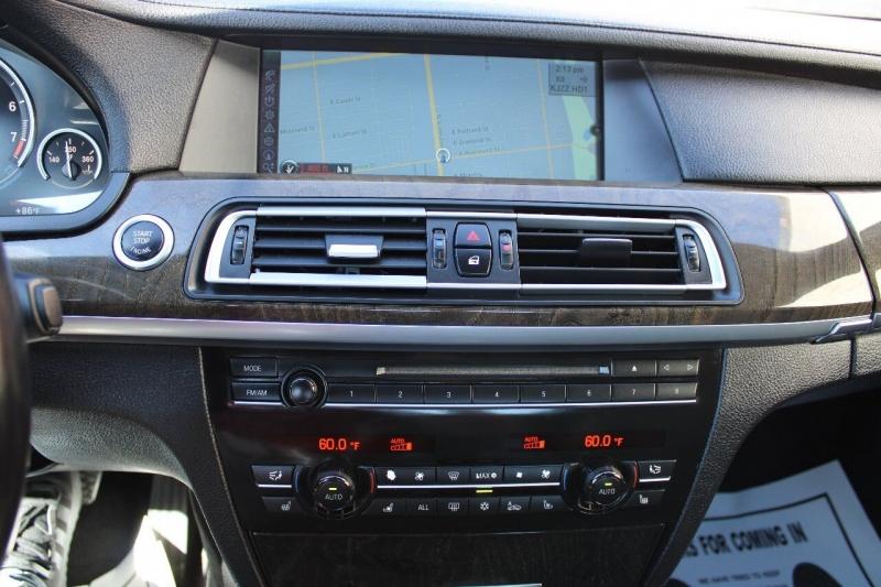 BMW 7 Series 2012 price $19,995