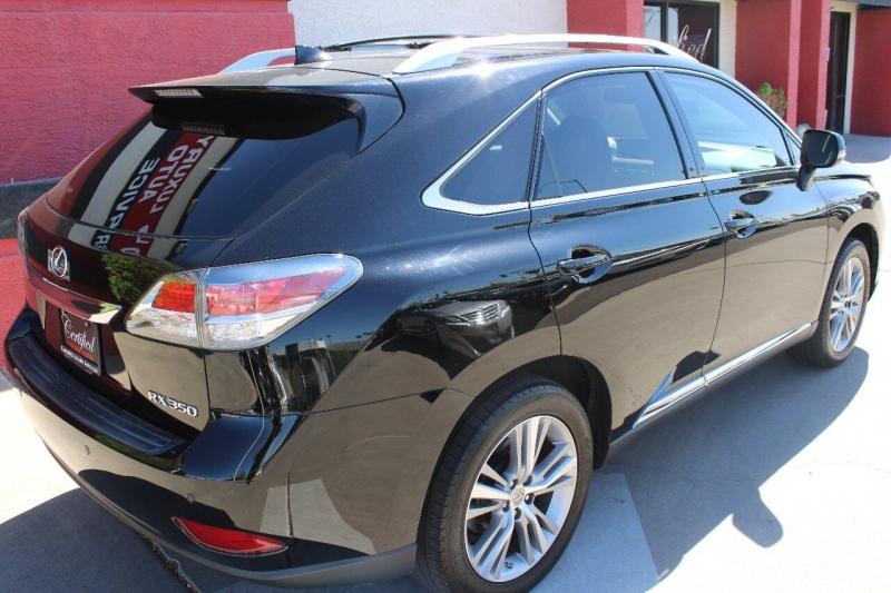 Lexus RX 350 2015 price $21,495