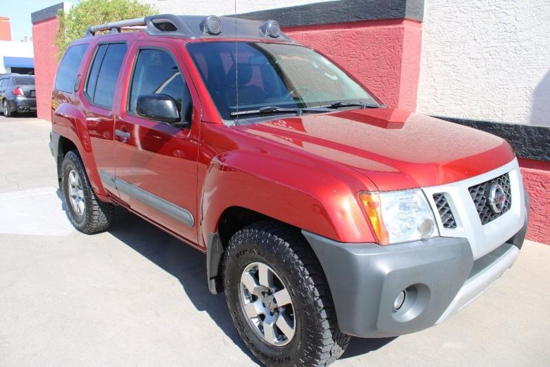 Nissan Xterra 2012 price $11,995