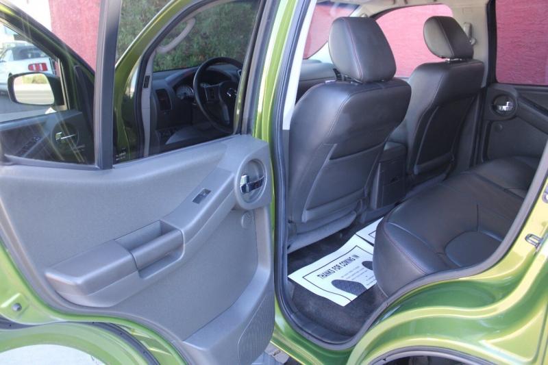 Nissan Xterra 2011 price $17,995