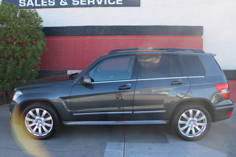 Mercedes-Benz GLK 2011 price $10,495