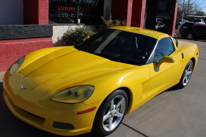 Chevrolet Corvette 2007 price $17,888