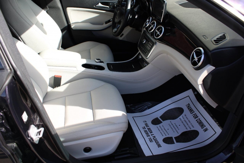 Mercedes-Benz CLA 2015 price $18,995
