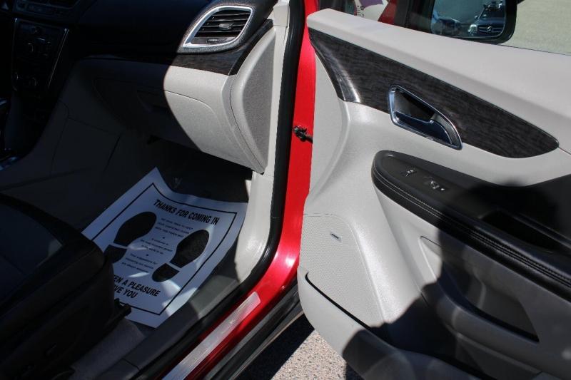 Buick Encore 2013 price $11,995