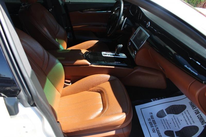 Maserati Quattroporte 2015 price $35,995