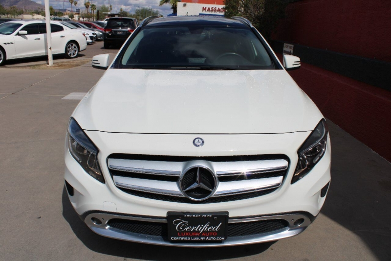 Mercedes-Benz GLA 2015 price $19,995