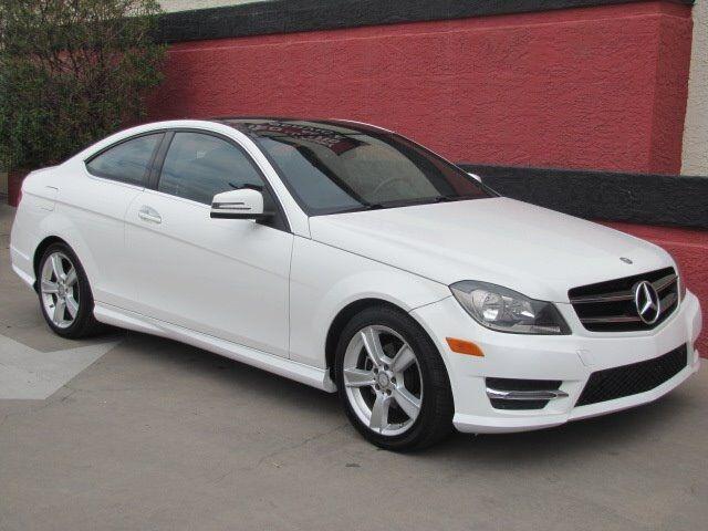 Mercedes-Benz C-Class 2015 price $15,888