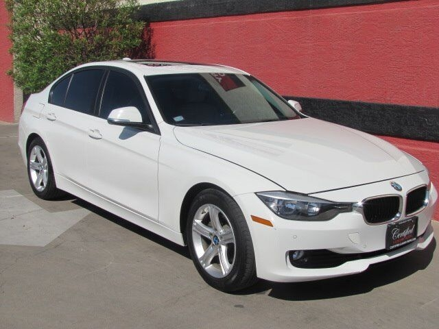 BMW 3 Series 2014 price $14,995