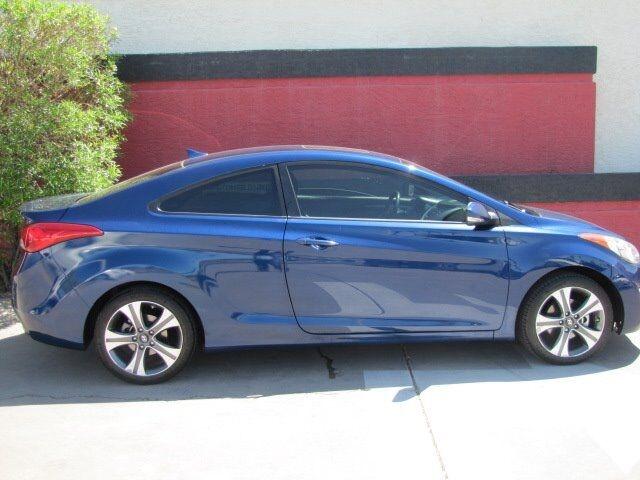 Hyundai Elantra Coupe 2013 price $9,995