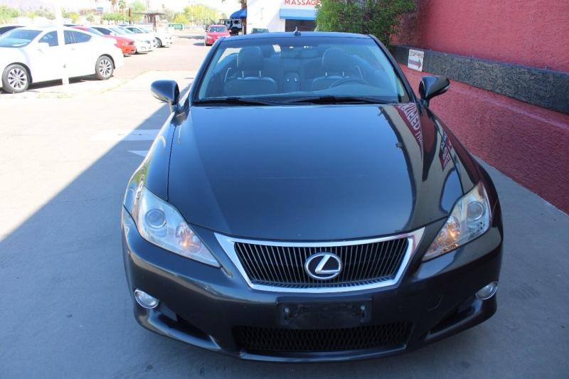 Lexus IS 350C 2010 price $15,995
