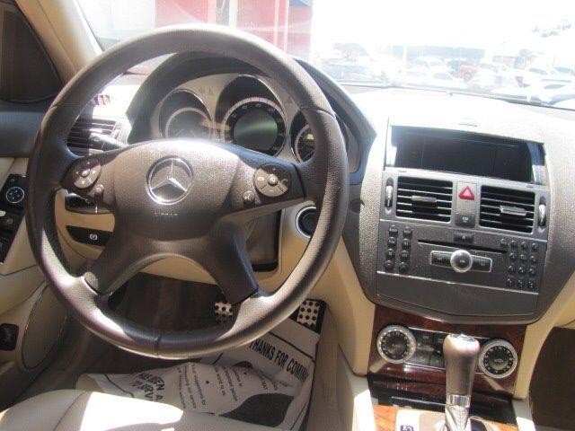 Mercedes-Benz C-Class 2010 price $11,995