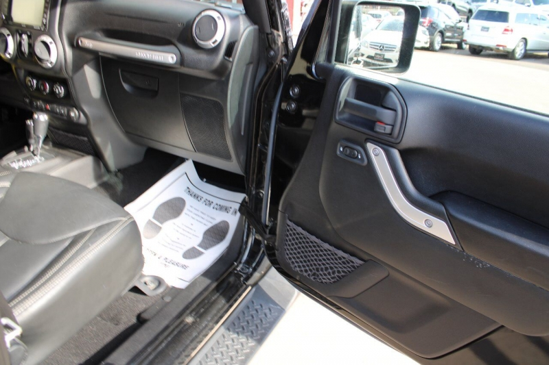 Jeep Wrangler Unlimited 2016 price $36,995
