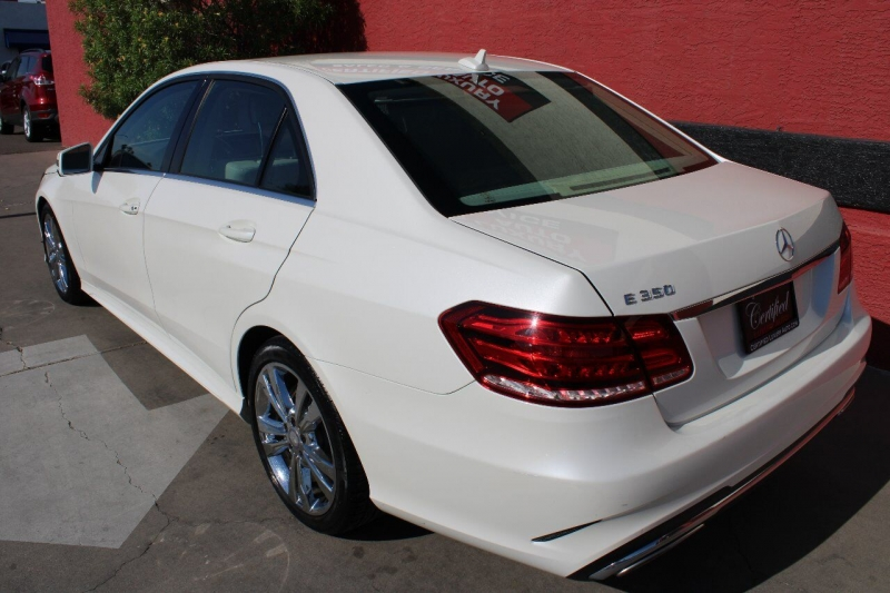 Mercedes-Benz E-Class 2015 price $23,995