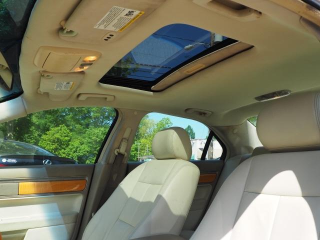 Lincoln MKZ 2007 price $8,295