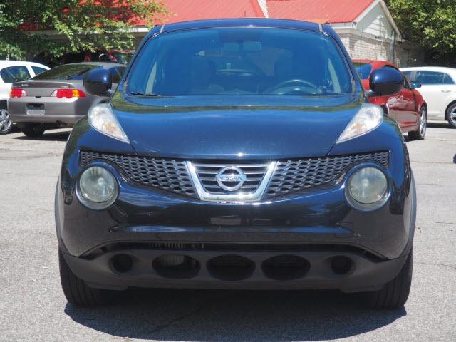 Nissan JUKE 2012 price $9,495