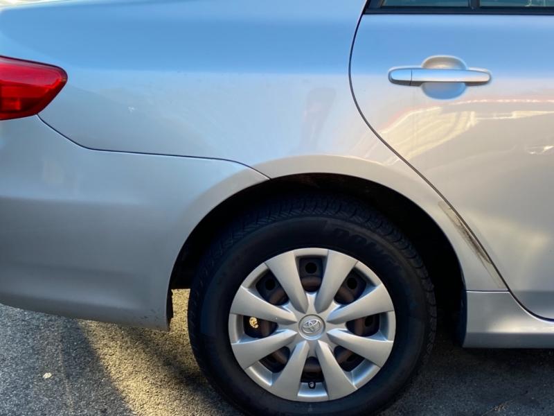 Toyota Corolla 2011 price $0